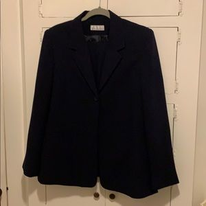 """Dress Barn~ jacket 14 & pants 12 with 31"""" inseam"""